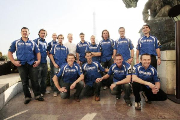 Team Pilotes Yamaha Motor France 2008
