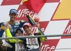 Podium 100% Yamaha au Mans (2008)