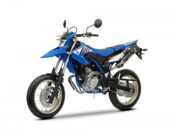 WR125X (2009)