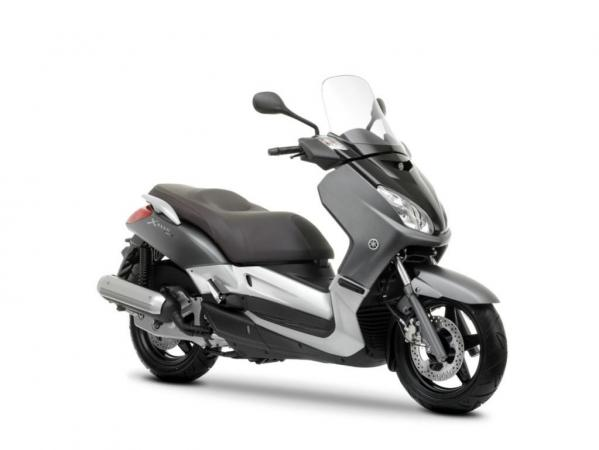 XMAX 125 (2009)