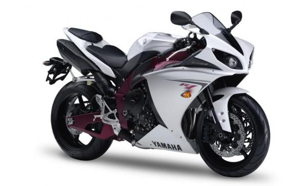 YZF-R1 (2009): 2009-R1 Competition White (BWC1)