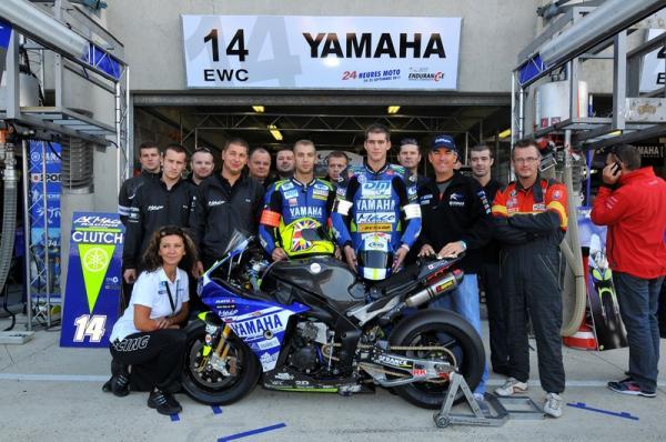 Maco Racing Team - 24H du Mans 2011