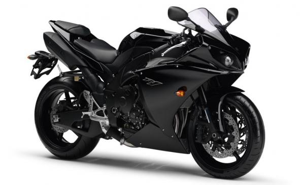 YZF-R1 (2011): 2011-R1 Midnight Black (SMX)