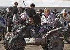 Camelia Liparoti - Dakar 2012
