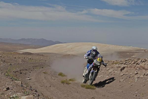 Olivier Pain - Dakar 2012