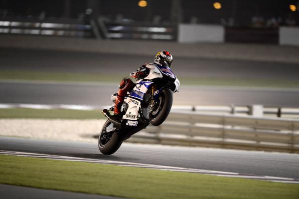 Jorge Lorenzo - Grand Prix du Qatar (2012)