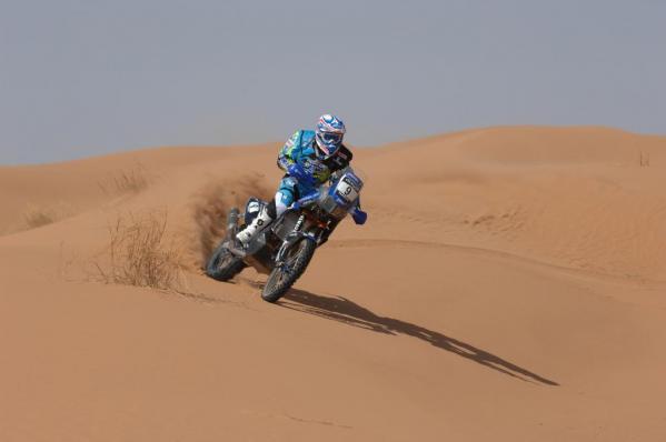 Olivier Pain - Rallye du Maroc 2012