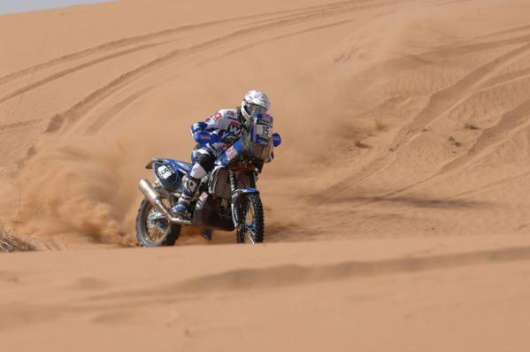 Frans Verhoeven - Rallye du Maroc 2012