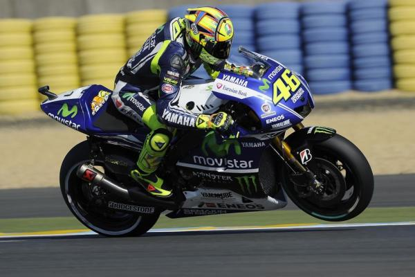 Valentino Rossi - Grand Prix de France 2014