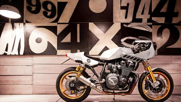 Yard Built XJR1300 'Eau Rouge' (2014)