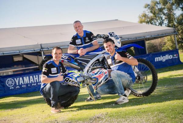Team Yamaha Miglio (2015)