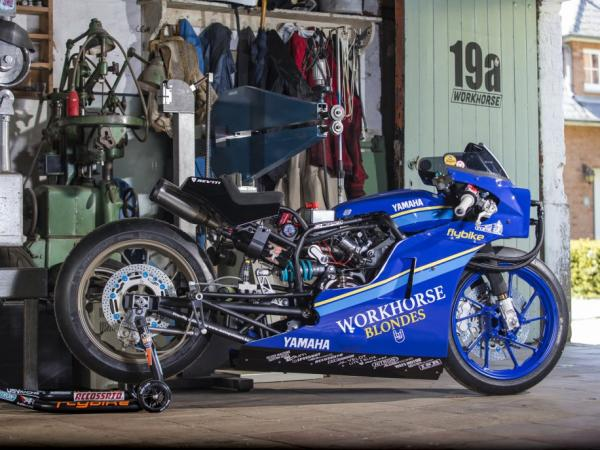 """XSR700 Yard Built """"Sultans of Sprint"""" (2018)"""