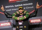 Krummenacher Champion du monde de Supersport 2019