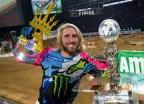 Justin Barcia remporte le Supercross de Paris (2019)
