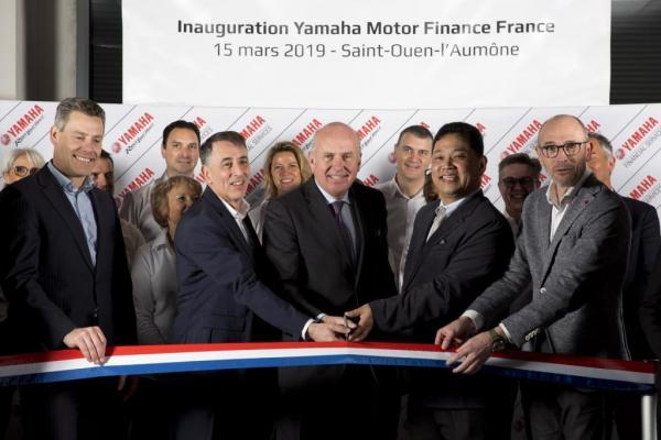 Création de Yamaha Motor France Finance (2019)