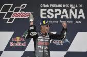 Première victoire de Fabio Quartararo en MotoGP (2020)