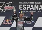 Fabio Quartararo remporte le GP d'Espagne 2020