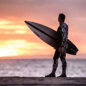 Yamaha partenaire du surfeur Garrett McNamara (2018)