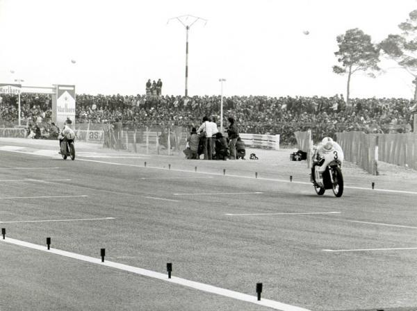 YZR500 - GP de France 1973