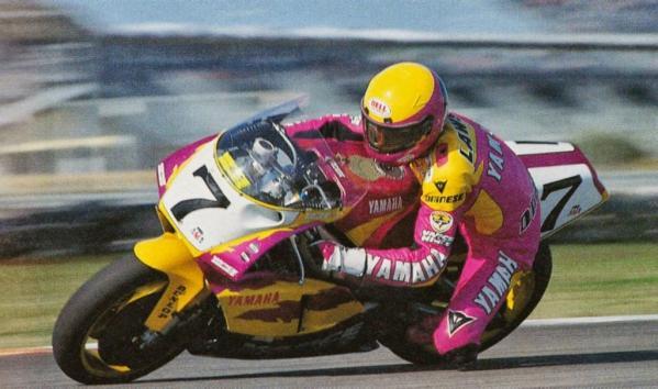 Eddie Lawson - Daytona 200 (1993)