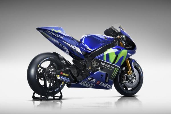 """YZR-M1 """"Valentino Rossi"""" (2017)"""