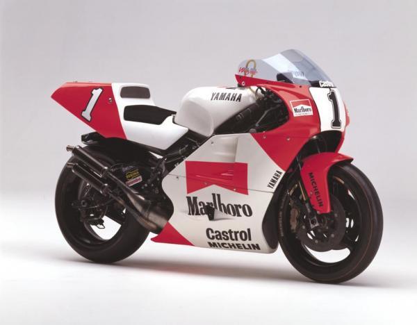 YZR500 OWE0 (1992)