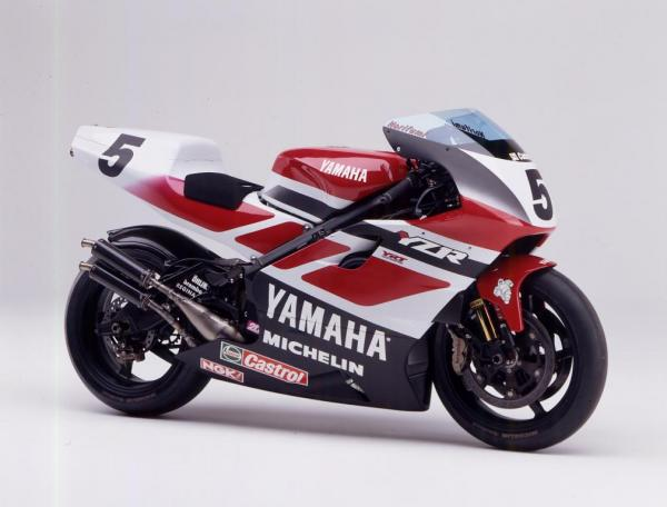 YZR500 OWH0 (1997)