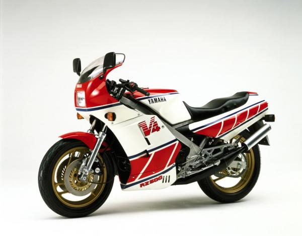RZV500R (1984)