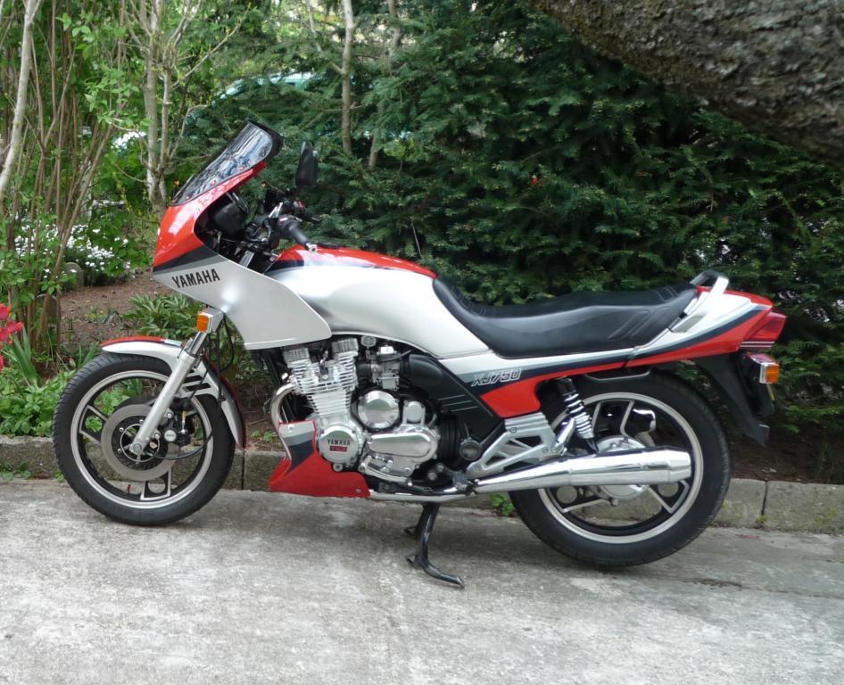 XJ750 (1984) | Yamaha Community