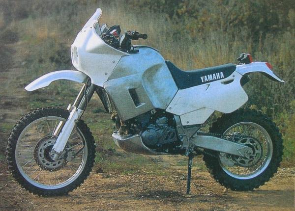 XTZ660R 'Superproduction' (1994)