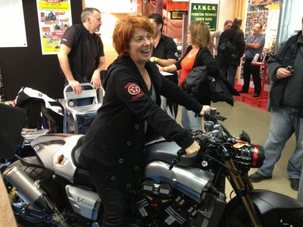 Salon Moto Legende 2012