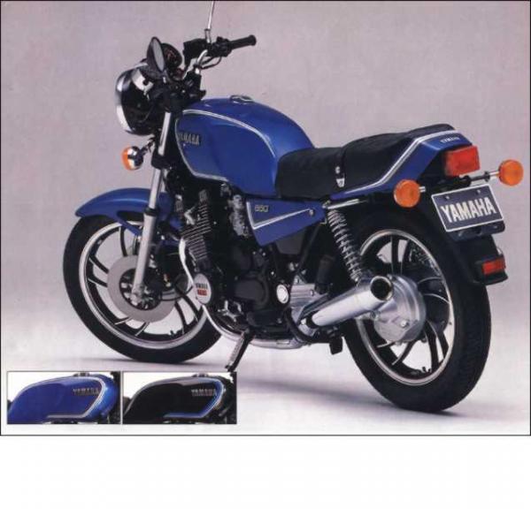 XJ650 (1982)