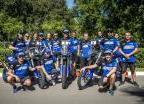 Le Yamalube Yamaha Official Rally Team au rallye du Maroc (2018)