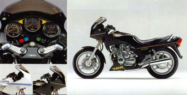 XJ900